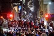 Страна юрского периода. Торонто и Канада празднуют победу «Рэпторс» в финале НБА