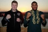 Бой Александра Поветкина с американцем Майклом Хантером состоится 7 декабря в Саудовской Аравии