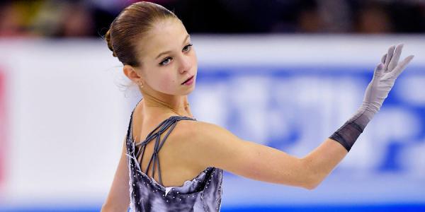 Александра Трусова официально перешла в команду ...