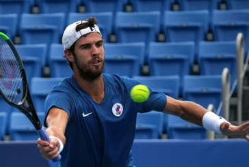Карен Хачанов вышел во второй круг теннисного турнира «Мастерс» в Торонто