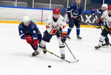 В Петербурге проходит предсезонный хоккейный турнир, объединивший 52 любительские команды